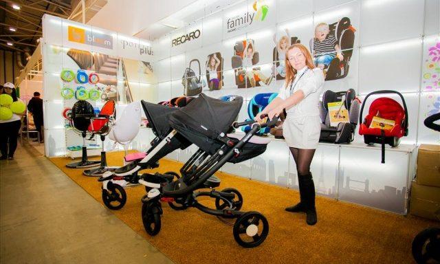 Baby Expo Kyiv, Ukraine