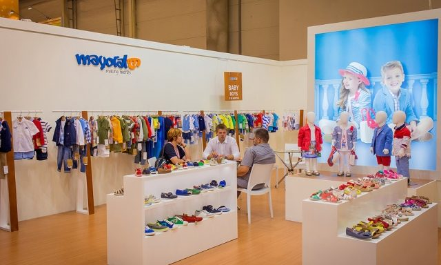 Children Fashion Fair - Kyiv, Ukraine