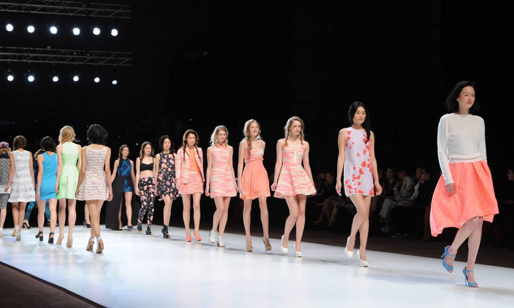 Hong Kong Fashion Week Fall/Winter - Hong Kong, China