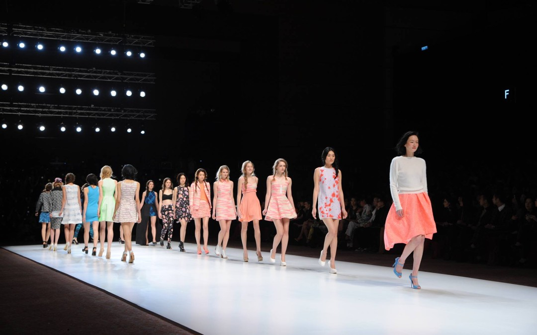 HONG KONG FASHION WEEK FALL WINTER
