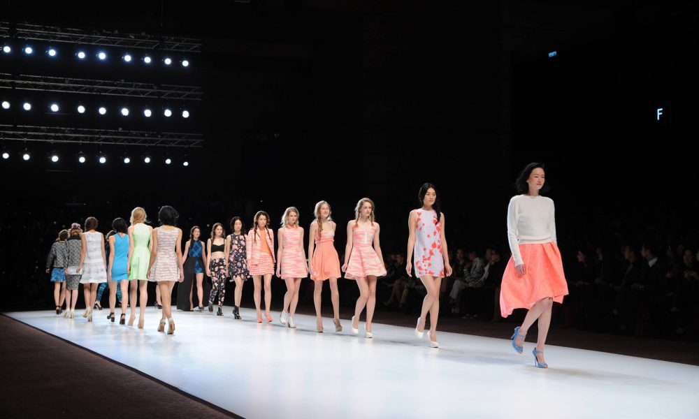 Hong Kong Fashion Week - Hong Kong, China